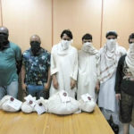 India Narcotics Board Arrest Two Nigerians, Four Afghan Counterparts, Seize Heroin Worth $4.2 Million