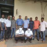 Two Nigerian Nationals Arrested With 75.4 Grams Of Drugs In India