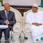 South African Envoy Apologies To President Buhari Over Xenophobic Killings In South Africa (photos)
