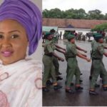 Deploy women soldiers to fight insecurity –Aisha Buhari