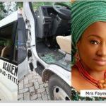 Ekiti Gov's wife escapes, two feared killed as FUOYE protest turns violent