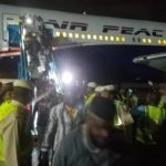 315 Nigerians arrive in second batch of evacuation