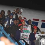 Presidency Reveals Plan For 187 Nigerians As They Finally Return From South Africa