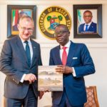 Sanwo-Olu to Dutch Envoy: Lagos open for foreign investment (photos)