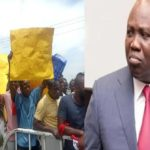 Protesters demand Ambode's probe