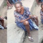 Bird Reportedly Turns Into An Old Woman At Oworonshoki, Lagos (Photos & Video)