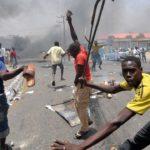 Environmental Sanitation Turns Violent As Hoodlums Attack Task Force In Ogun