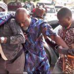 Kogi: Dino Melaye Causes Drama In Court, Unable To Walk