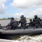 Navy nabs 12 rice 'smugglers'