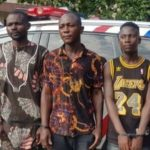 Lagos Police Arrest Five Car Hijackers