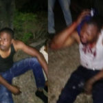 PHOTOS: Four Nigerians Arrested For Torturing House Help In Ghana