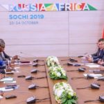 Highlights Of Buhari's Meeting With Putin At The Russia-african Summit