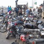 4,477 Motorcycles Seized From Traffic Violators Will Be Crushed Soon – Lagos State Task Force