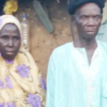 96 year-old man weds heartthrob, 73, in Abuja