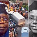 You'll Vomit All You've Stolen — Pastor Tunde Bakare Sends Cryptic Message To 'Bourdillon '