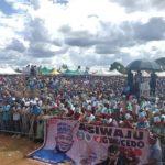 Yahaya Bello And Edward Onoja Campaign In Kabba, Kogi State (Photos)