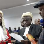 Breaking News: Kogi CJ Swears In Onoja As Deputy Governor