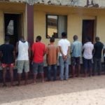 NDLEA parades 15 suspected illicit drug dealers, consumers in Abia