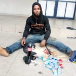 Man arrested in Port Harcourt for stealing biscuits and soft drinks
