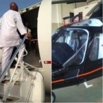 Bishop Oyedepo Acquires New Helicopter Worth N2.5 Billion (photos)
