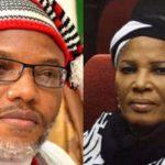 IPOB Leader, Nnamdi Kanu's Mum Is Dead