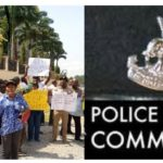 PSC Staff Members Protest Over Recruitment Of 10, 000 Officers By IG Adamu