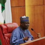 Senate President speaks on scrapping Reps