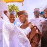 Oshiomhole Apologises To Obaseki, Oba Of Lagos Over Attack By Thugs
