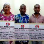 Three Abia Civil Servants Docked For N6m Salary Fraud (photos)