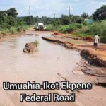 The Bad State Of Federal Roads In Abịa State… Death Trap (Photos)