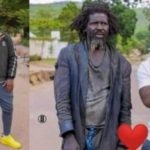 Man Melts Hearts After Posing With Mentally Challenged Father
