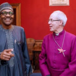 PHOTOS: Archbishop Of Canterbury Hosts President Buhari In London