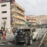 Tragedy Hits Kabul As Bomb Kills At Least 7 Civilians Near Interior Ministry