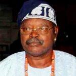BREAKING: Former Minister of Information, Alex Akinyele is dead