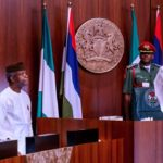 BREAKING: President Buhari presides over his first FEC meeting since returning from London