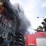 Photos: Massive losses, weeping as Balogun Market up in flames