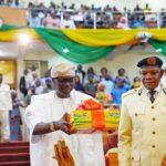 Sanwo-Olu presents N1.17trn Budget 2020