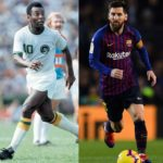 Pele Names One Player He Would Have Loved To Play With