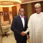 Buhari Applauds Adesina Over AfDB's Capital Increase
