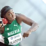 US Born Athlete, Oyesade Olatoye Stripped Of IAAF Medals Because She Represented Nigeria