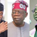 2023: Osinbajo, Tinubu, Bakare Favoured Presidential Hopefuls