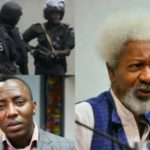 RevolutionNow: Soyinka Attacks DSS Over Refusal To Release Sowore