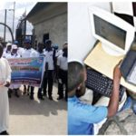 Catholic Church March Against Rituals, Internet Fraud By Yahoo Boys
