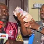 Collation Officer In Kogi Presents N50k Bribe Offered By Politicians (video)
