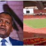 Dangote To Renovate MKO Abiola Stadium