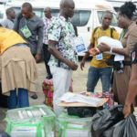 Photos: INEC Begins Distribution Of Electoral Materials For Bayelsa Election
