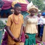 17 Year Old Boy Marries 16 Year Old Girl In Anambra State