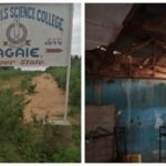 PHOTOS: Inside Niger Girls' College Where Students Sleep In Hostels With Thatched Roof