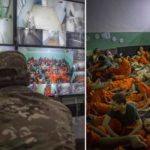 PHOTOS: Inside An IS Prison In Syria