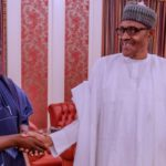 President Buhari Reacts To Re-Election Of Yahaya Bello As Kogi State Governor